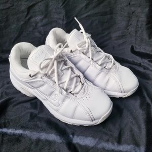 NIKE Air Sneakers Cross Training White Leather
